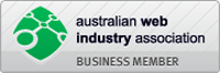 Australian Web Industry Association Member